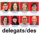 Delegats/des